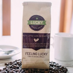 Feeling Lucky? Coffee